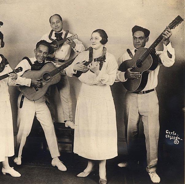 Clases de guitarra seniors en Madrid
