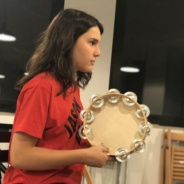 Clases de percusión kids ( para niños ) en Madrid