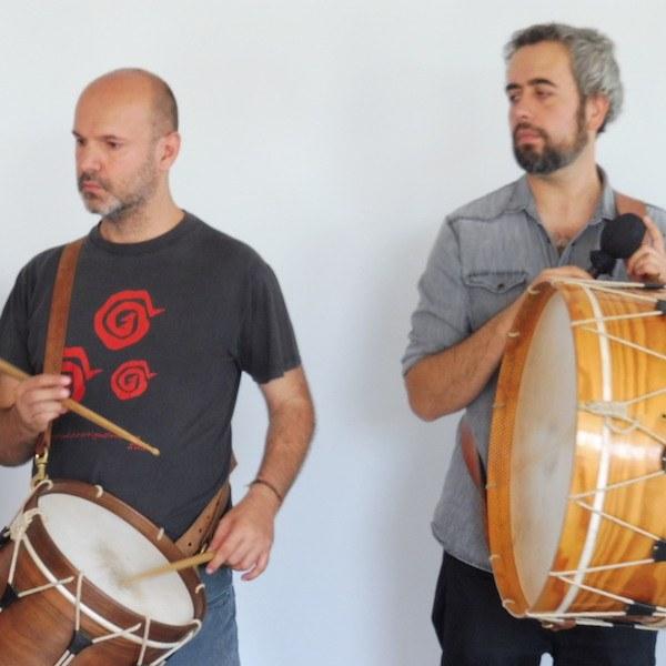 Clases de percusion gallega en Madrid
