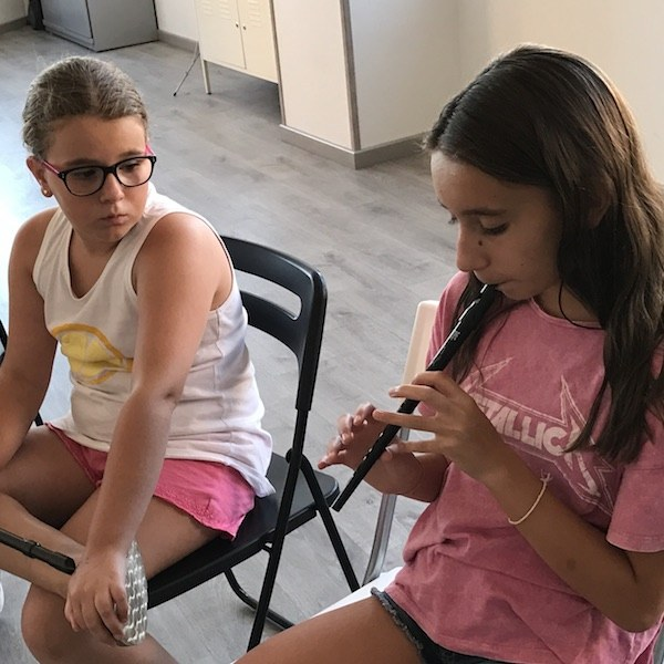 Clases de tin whistle kids ( infantil ) en Madrid