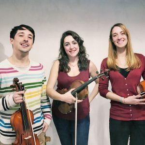 Clases de violin folk en Madrid