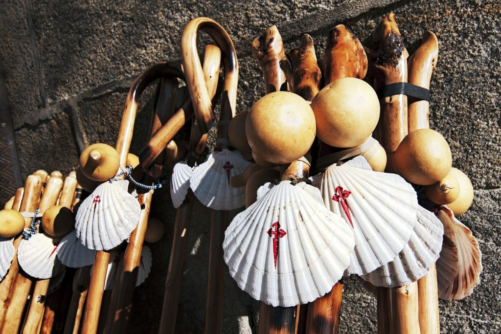 Percusión gallega vieiras