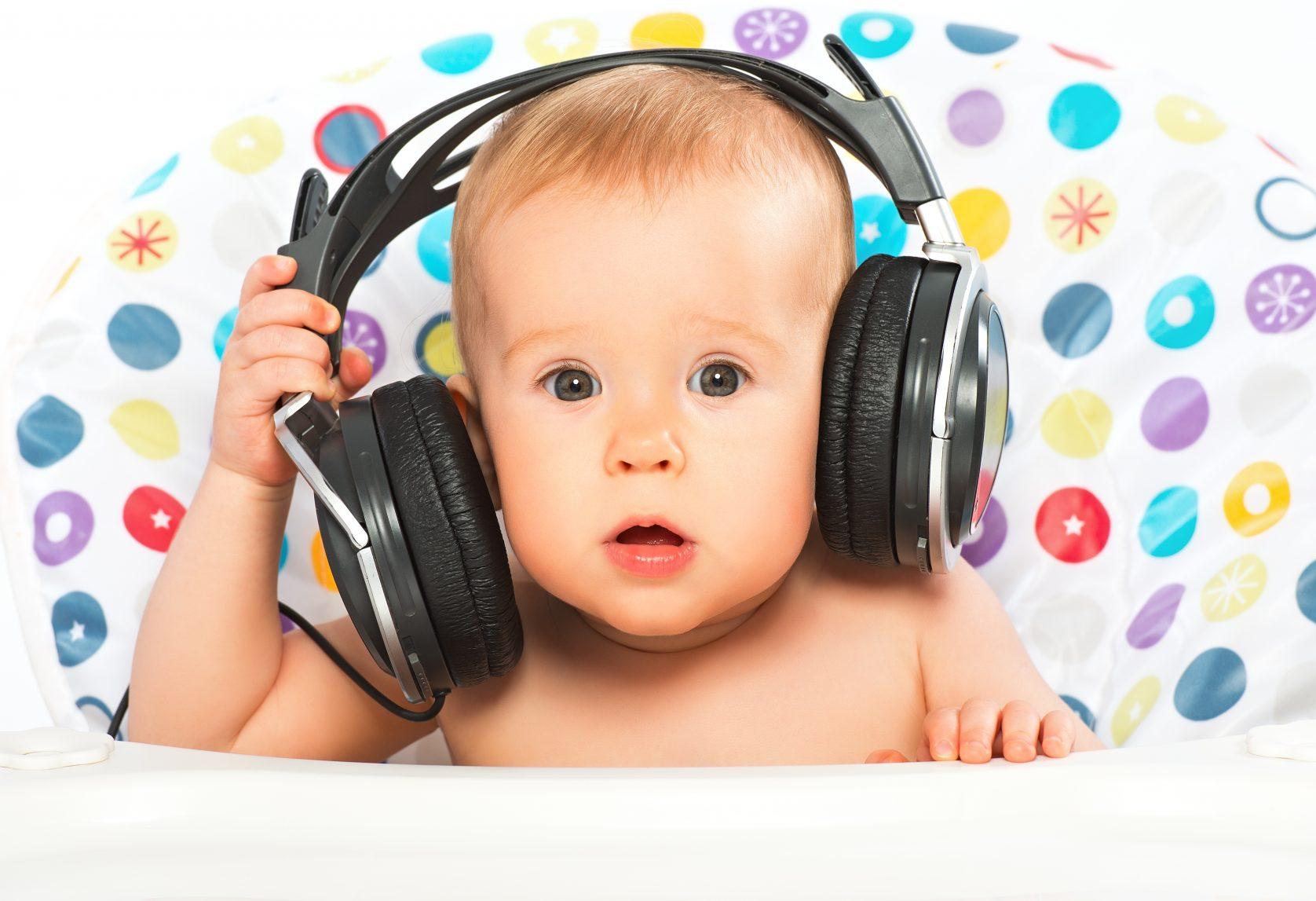música para bebés a pintega marela