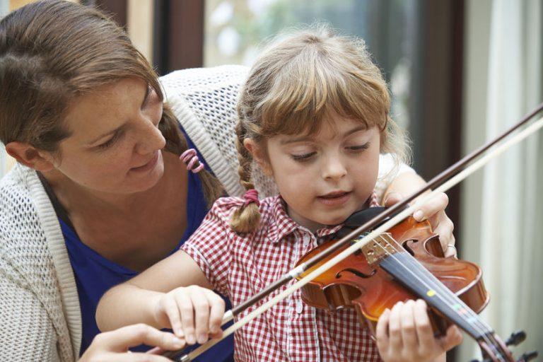 Clases de música para bebés en Madrid