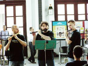Clases de flauta irlandesa - requinta en Madrid