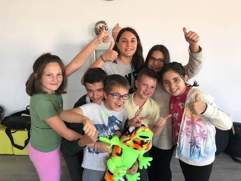 actividades para niños carabanchel - A Píntega Marela