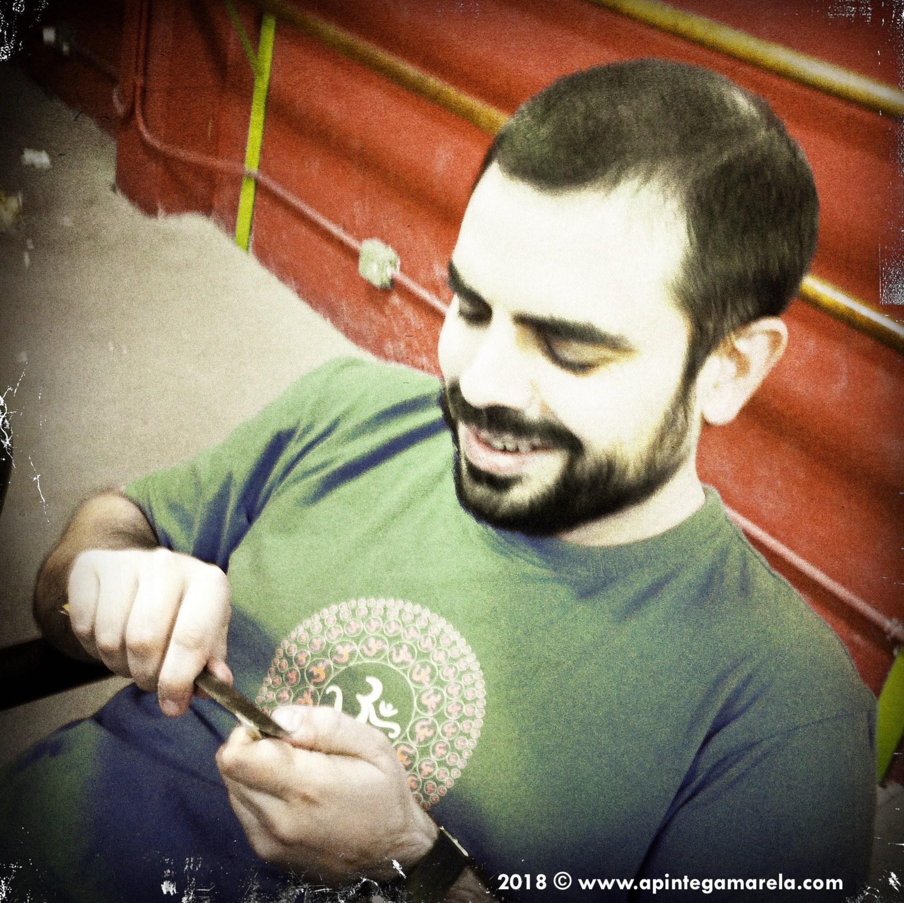 Curso construcción de palletas madrid