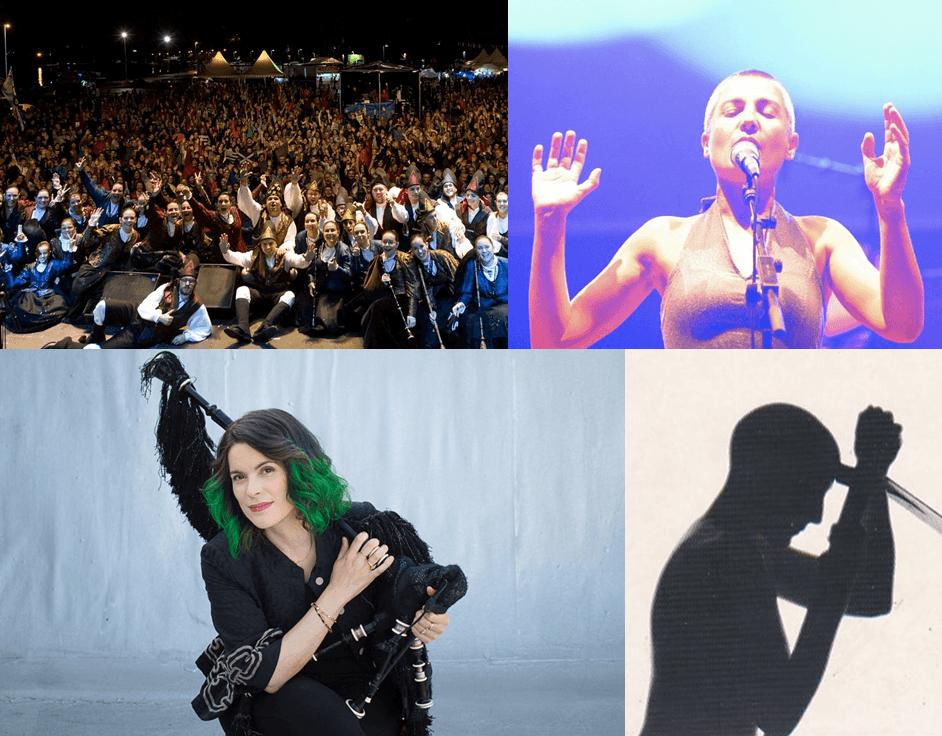 artistas música gallega actual Mercedes Peón