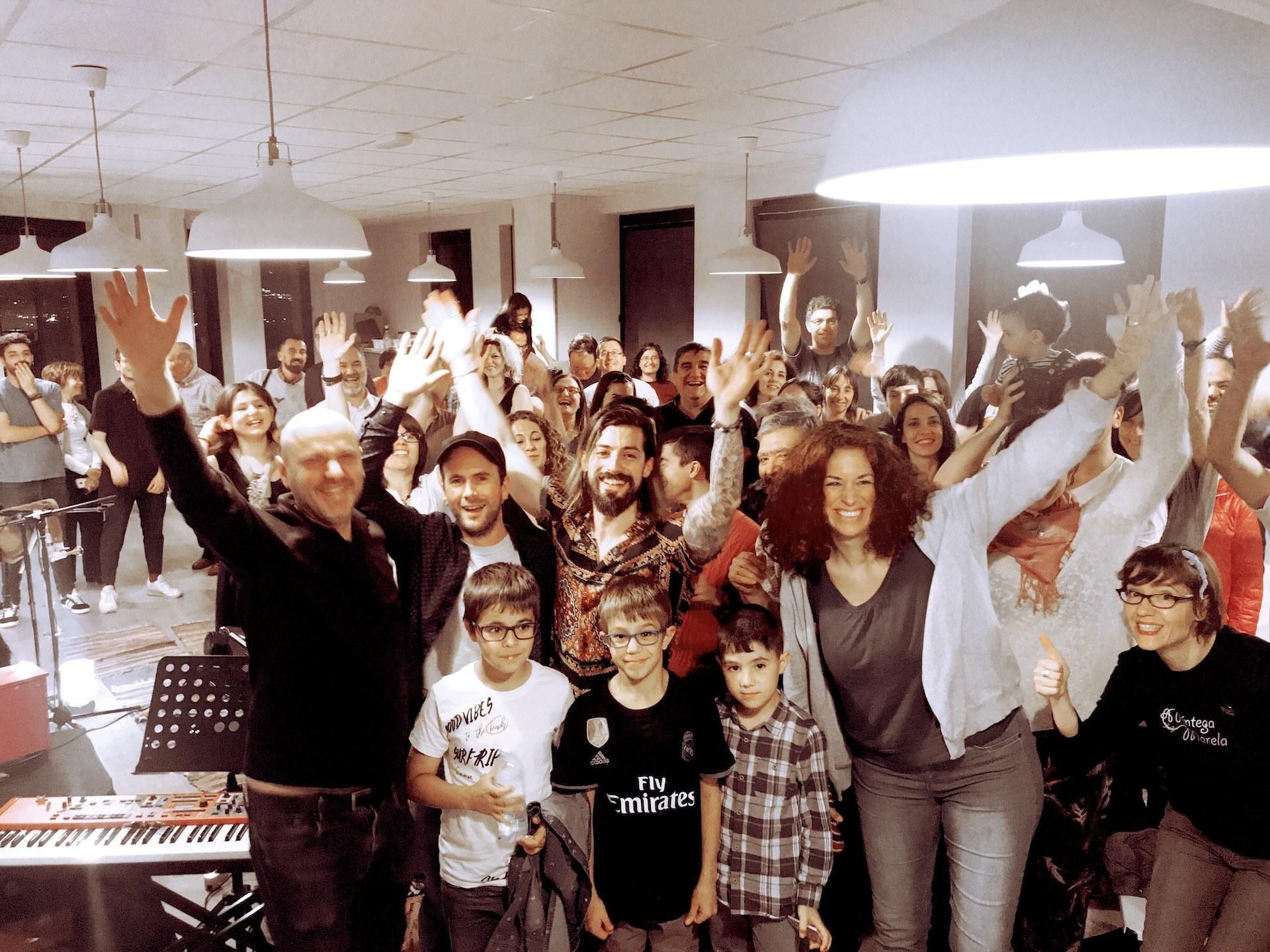 A Píntega Marela Punto de encuentro para gallegos en Madrid