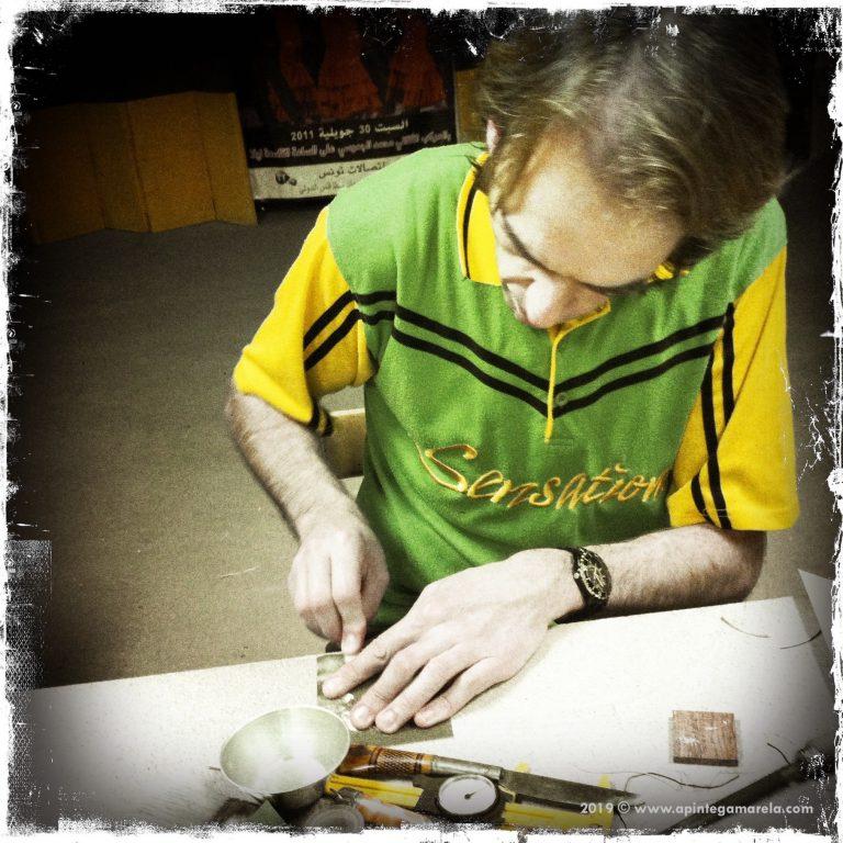 Cómo construir tus propias palletas de gaita (III parte) - A Píntega Marela