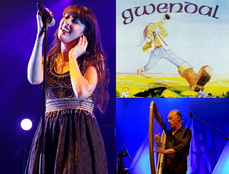 Música folk de Bretaña Alan Stivell, Nolwenn Leroy y Gwendal
