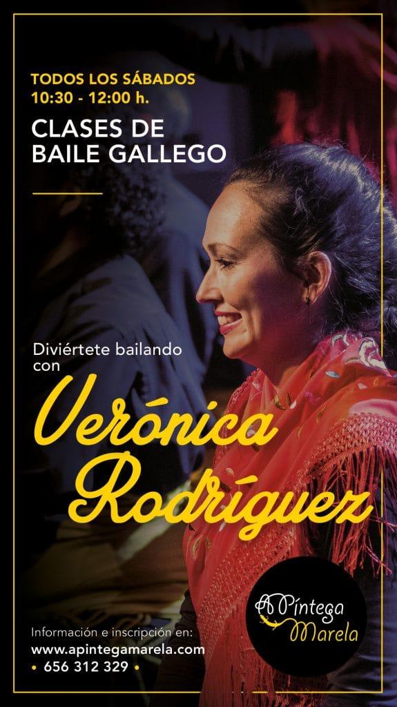 Clases de baile gallego en A Píntega Marela · Carabanchel - Madrid